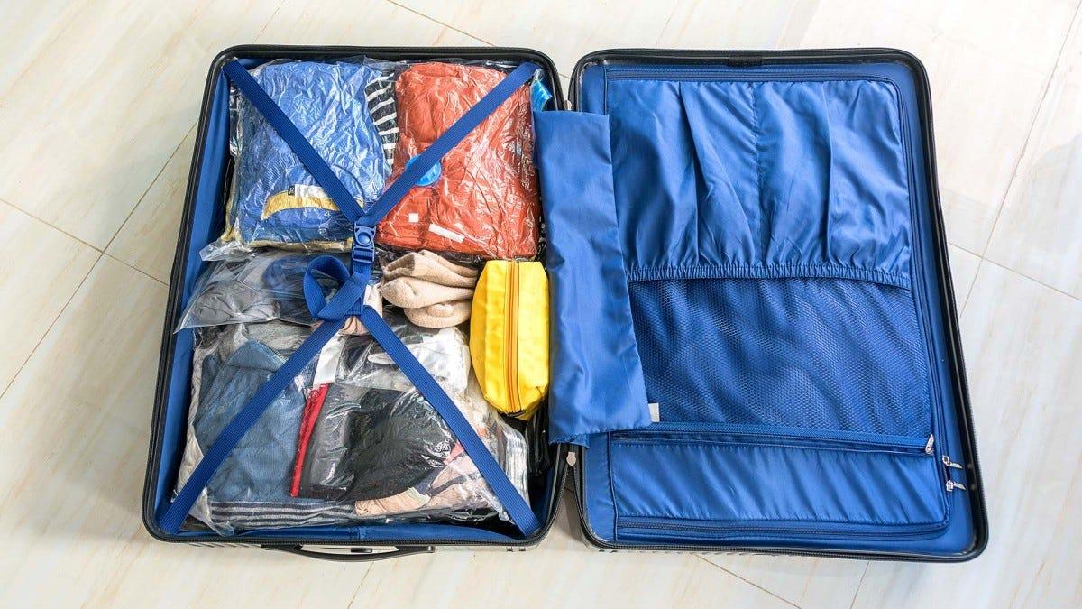 Enjoy Using The Best Vacuum Storage Bags