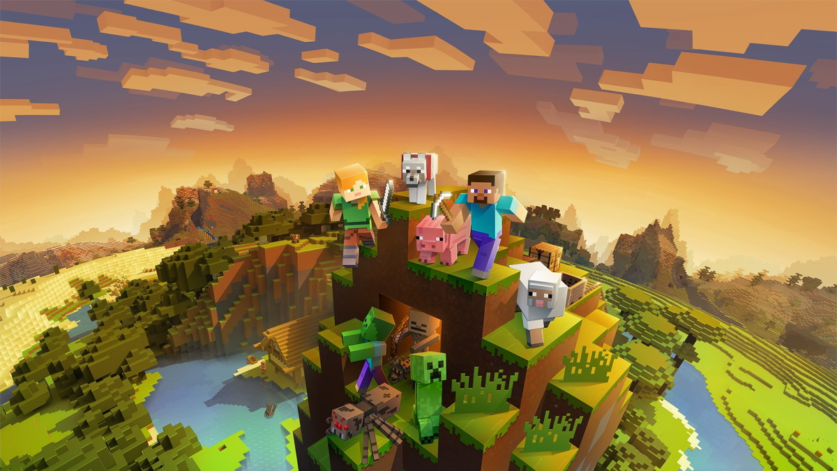 Be Connected With the Advancements of the Minecraft Game
