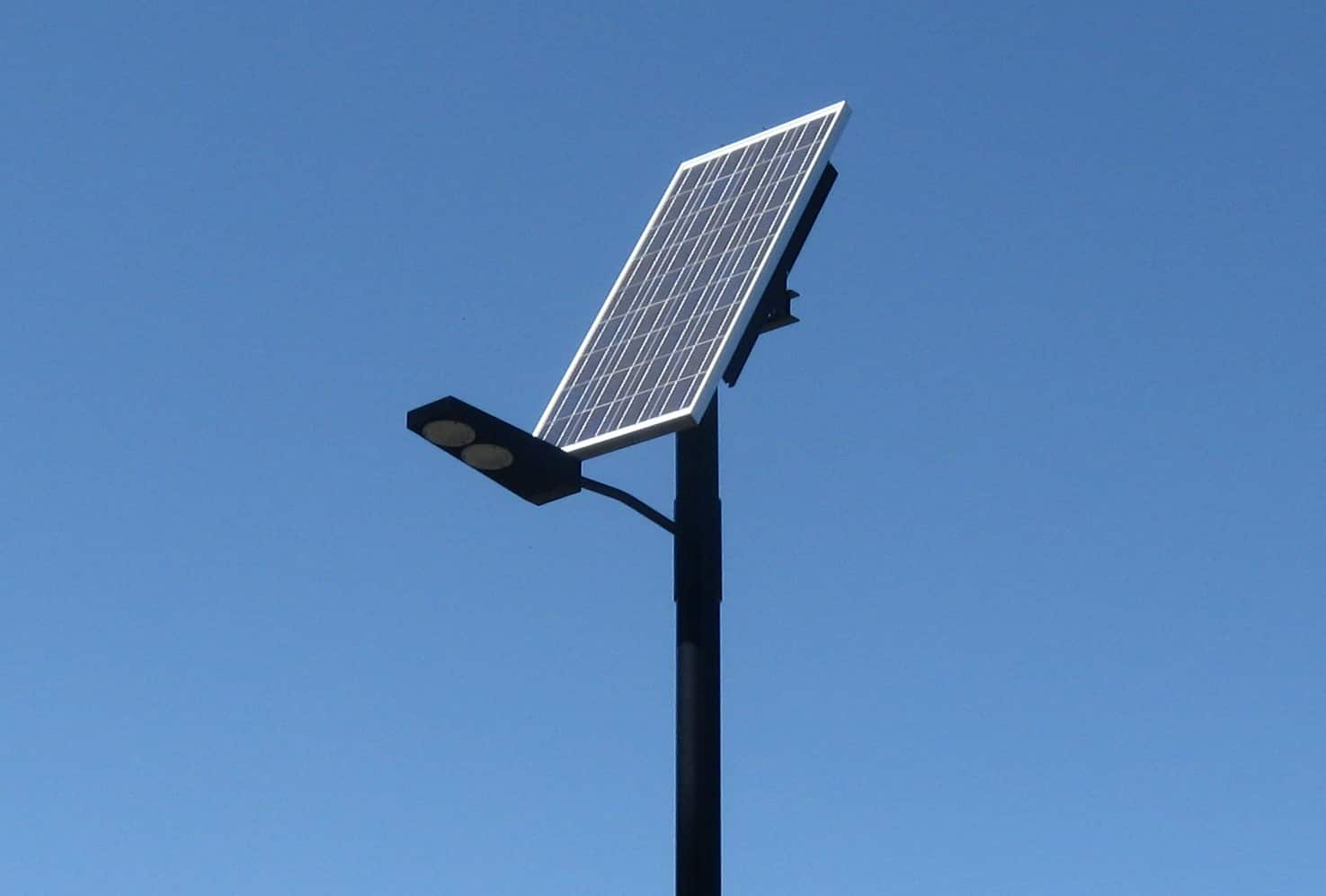 The different types of solar street lights