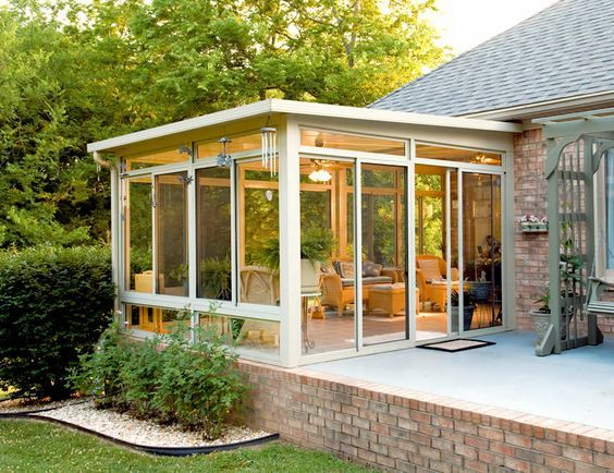 Feel the Goodness of Sun with Sunroom Design in Mauldin, SC